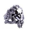 """Кольцо """"Medusa"""" (серебро)"""