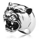 """Кольцо """"Huge Tiger"""" (серебро)"""