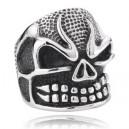 """Кольцо """"Angry Skull"""""""
