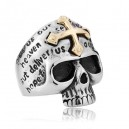 "Кольцо ""Cross Skull"""