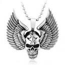 """Кулон """"Wings Skull"""""""