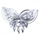 """Брошь Арвен """"Butterfly"""" (серебро)"""
