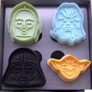 """Штампы для печения """"Star Wars"""""""