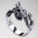 """Кольцо """"East Dragon"""" (серебро)"""