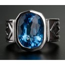 Кольцо Власти Гномов (серебро)