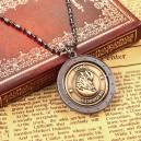 Золотая монета банка  Гринготтс