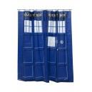 """Занавеска для душа ТАРДИС """"Doctor Who"""""""