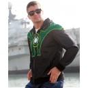 """Куртка """"Зеленый фонарь. Лига справедливости"""""""