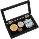 Коллекционный набор монет банка Гринготтс