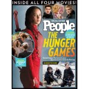 "Журнал People Magazine ""The Hunger Games. All 4 movies"""
