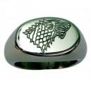 Кольцо с гербом Дома Старков