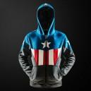 "Толстовка ""Captain America"""