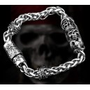 "Браслет Череп  ""Skull"""