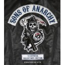"Книга ""Sons of Anarchy: The Official Collector's Edition"""