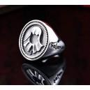 """Кольцо """"Безликий"""""""