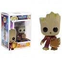 """Фигурка Pop! """"Guardians Of The Galaxy. Groot With Shield"""""""