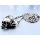 "Кулон ""Sealed Skull"""