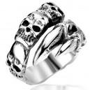 "Кольцо ""Skull Claw"""