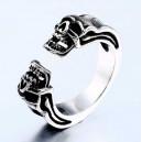 """Кольцо """"Double Skull"""""""