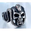 "Кольцо ""Snake Skull"""