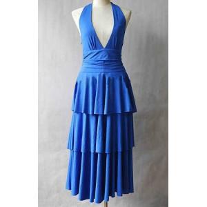 Синее платье как беллы