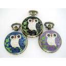 "Часы-кулон ""Beautiful Owl"""