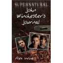"Книга ""Supernatural: John Winchester's Journal"""