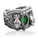 Кольцо Арагорна (Кольцо Барахира) - серебро