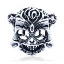 "Кольцо Барни Росса ""Skull. Lucky Ring"" (серебро)"