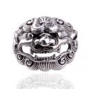 """Кольцо """"China Pixiu"""" (серебро)"""