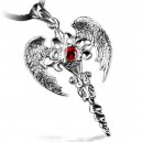 """Ожерелье Тираэля """"Diablo 3"""" (серебро)"""