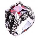 """Кольцо """"Super Dragon Claw"""" (серебро)"""