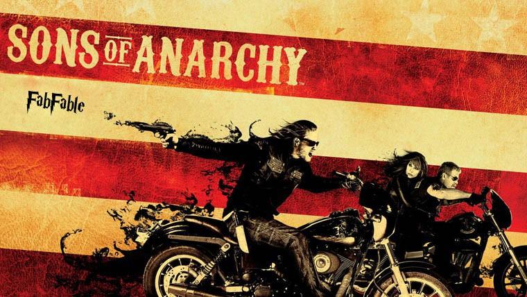 0f7ca50e Сыны анархии Sons of Anarchy - Интернет магазин FabFable